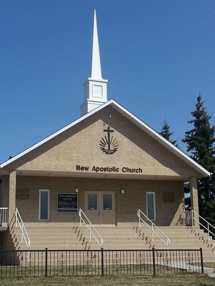 Edmonton Millwoods   New Apostolic Church in 2019   Church building