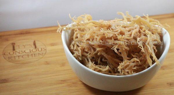 Irish Sea Moss – Gel and How To Make It! #irishsea New Irish Sea Moss Product #irishsea