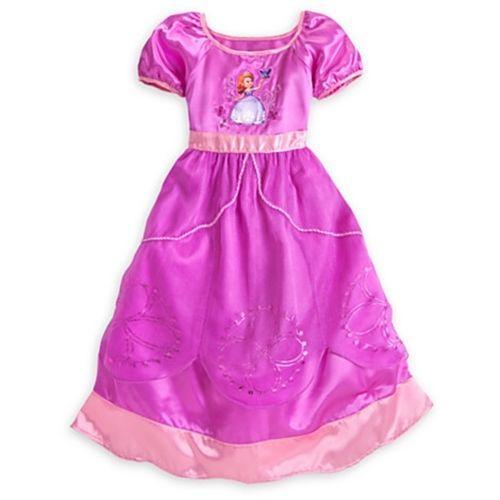 Disney Girls Sofia The First Nightdress