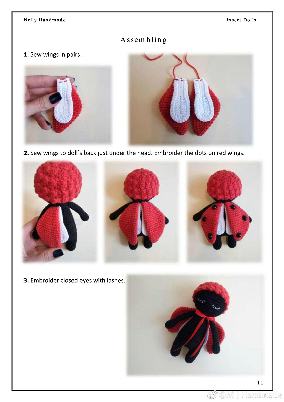 Pin de andrea ianielo en Crochet   Pinterest   Muñecos de tela ...