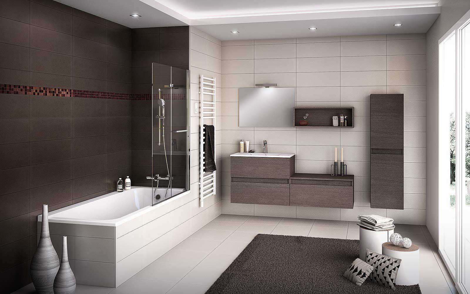 construction et aménagement salle de bain design à marrakech