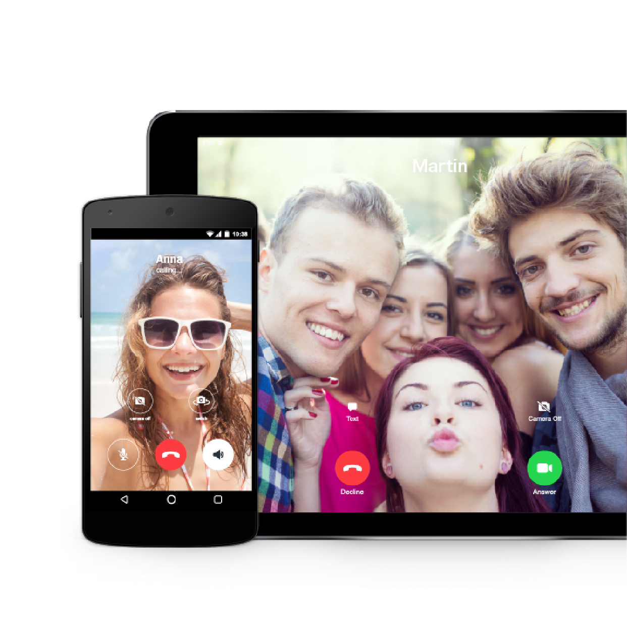 The best video calling app Video chat app, Video, Cool gifs