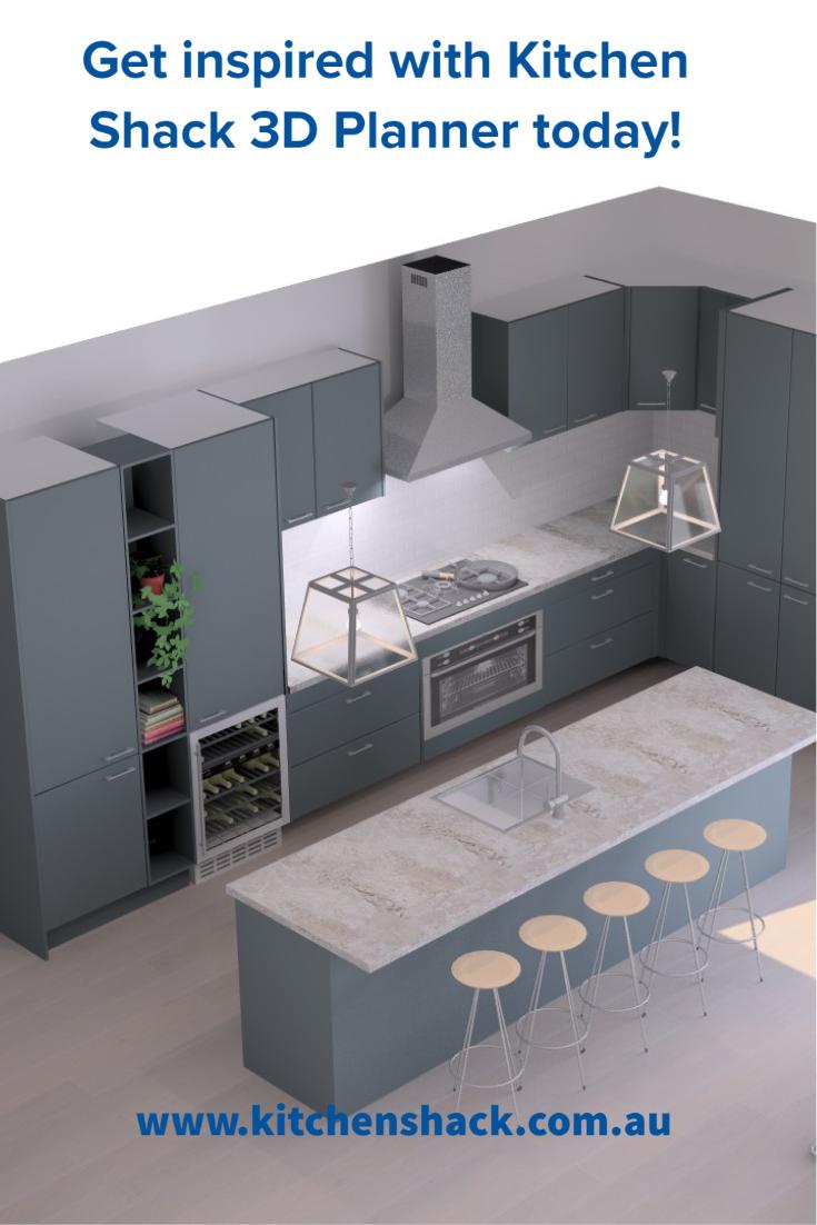 Kitchen Shack Planner   Kitchen planner, Diy kitchen, Flatpack kitchen