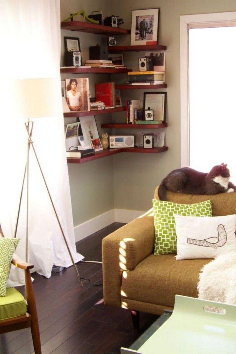 20+ Amazing Corner Shelves Design Ideas For Your Living ...