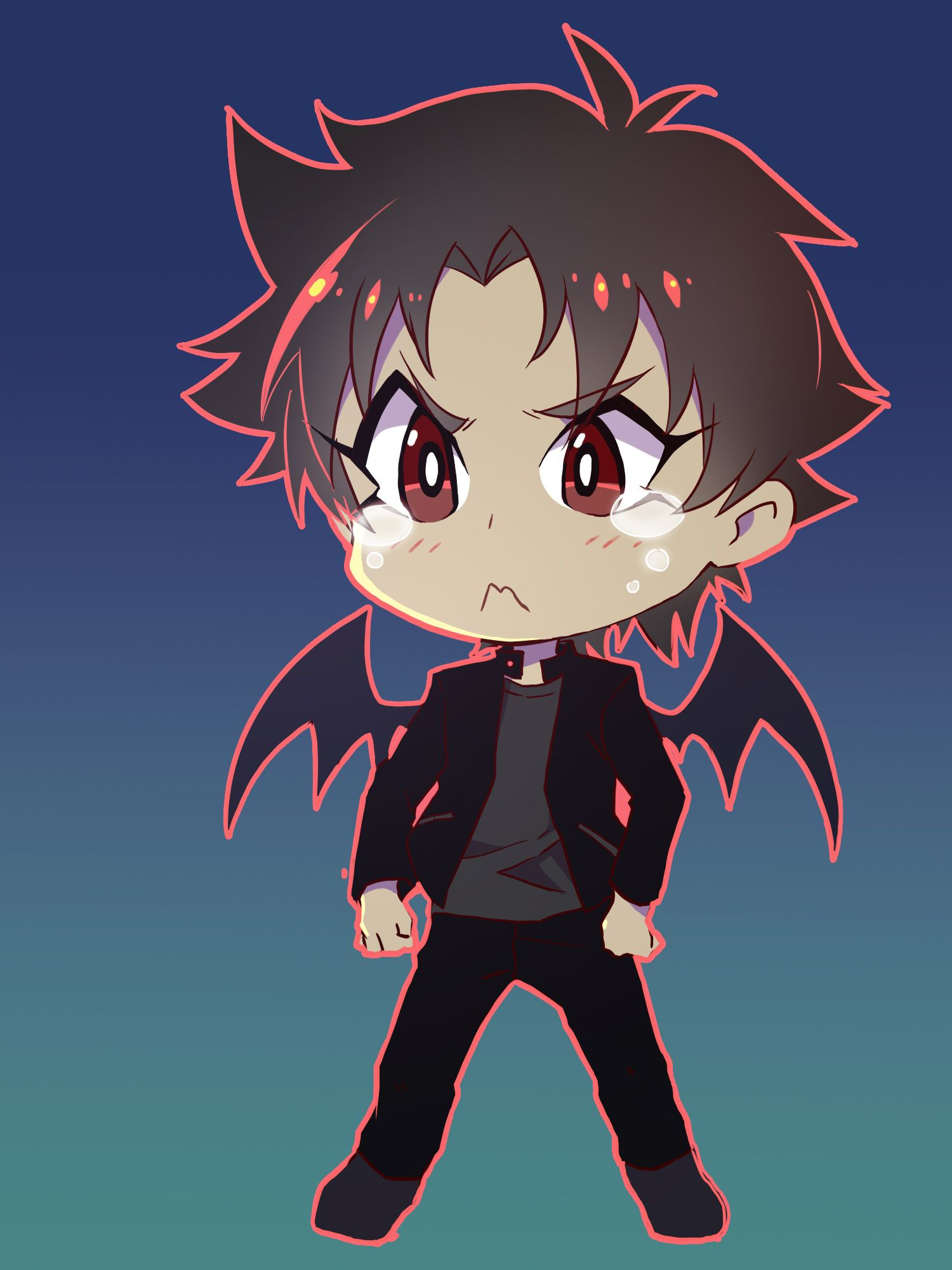 Pinterest Devilman crybaby, Anime, Cry baby