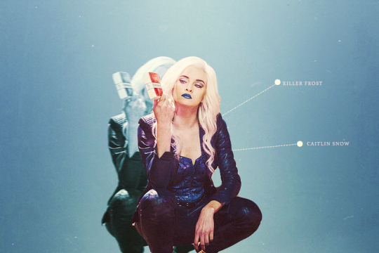 Killer Frost: The Flash