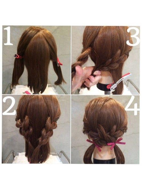 ますだあいり No Brandのその他ヘアアクセサリーを使ったコーディネート Wear 子供髪型 女の子 女の子 髪型 アレンジ ヘア スタイリング
