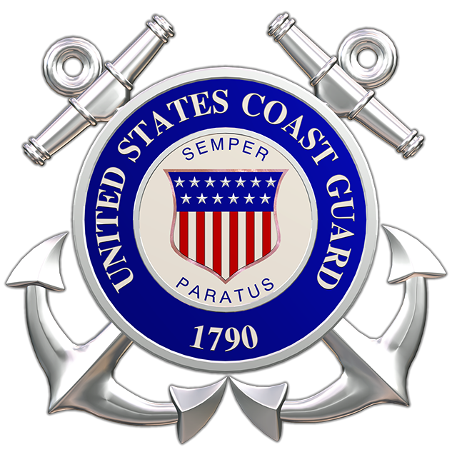 Pin By Megan Mcconnell Heurich On Military Patriotism Coast Guard Coast Guard Logo Cost Guard