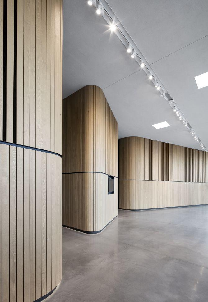 Gediegenes Haus Für Schrille Kunst Museum In Der Nähe Von Montréal