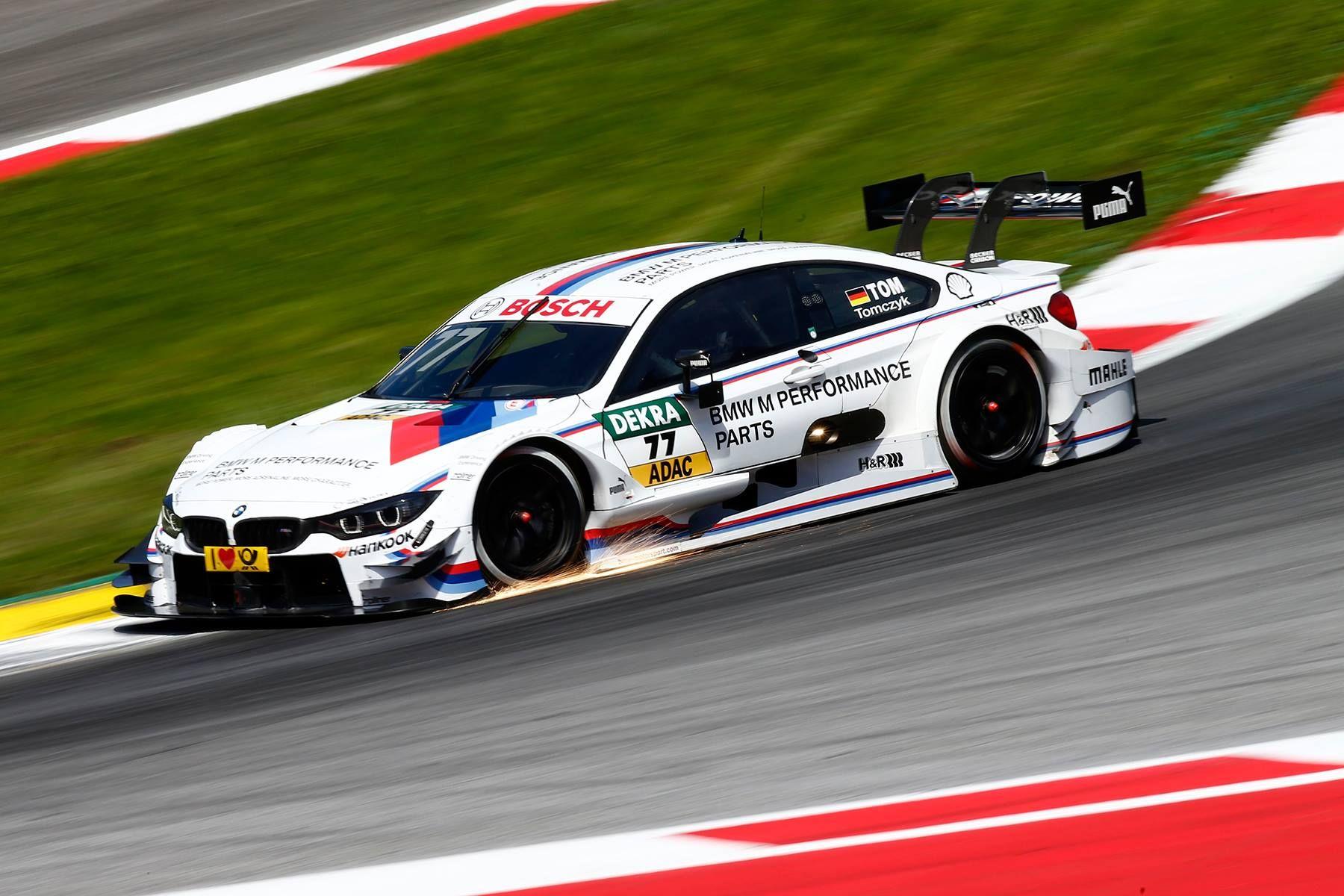 Martin Tomczyk Cars series, Bmw, Sports car
