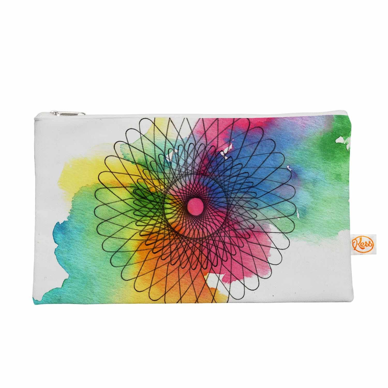 "Sonal Nathwani ""Rainbow Spiro"" Multicolor Everything Bag"
