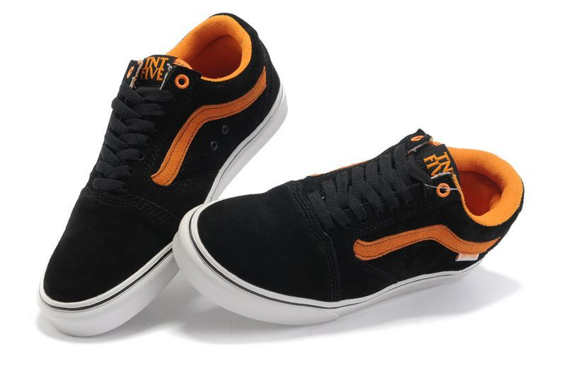 1e283678de Vans Tony Trujillo TNT 5 Black-Orange  Vans