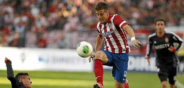 Dani Aquino, Atlético de Madrid