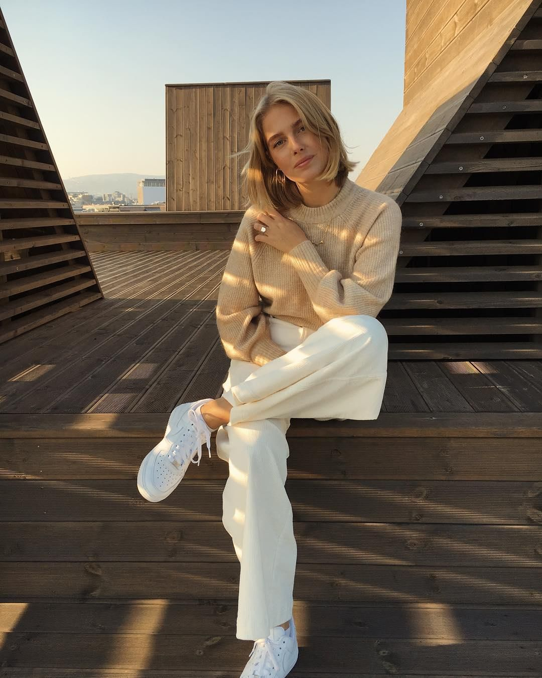 Ganni street style | Cecilie Engh Lileng | Ridgewood Pants