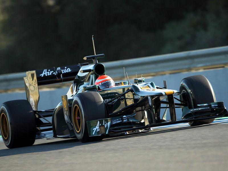 F1 testing Jerez, Motorsport, Formula one