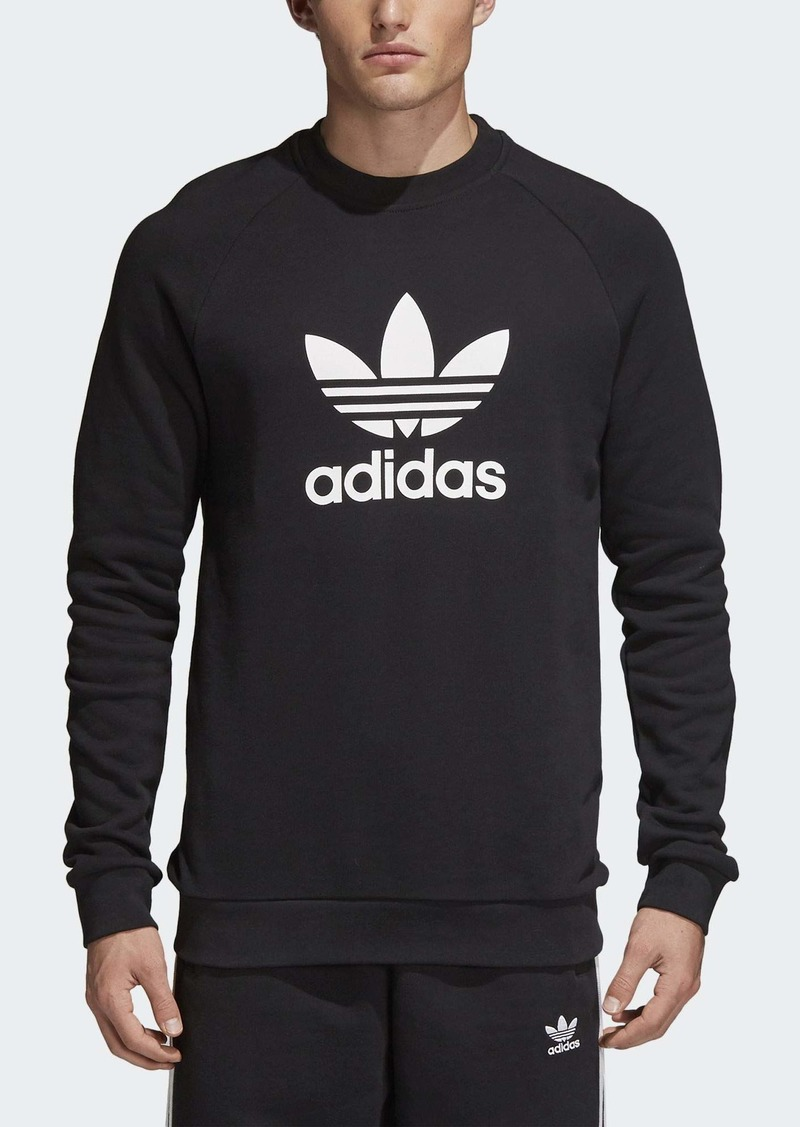 Adidas Trefoil Warm Up Crew Sweatshirt Men S Shopinzar Com Mens Sweatshirts Adidas Men Sweatshirts [ 1127 x 800 Pixel ]
