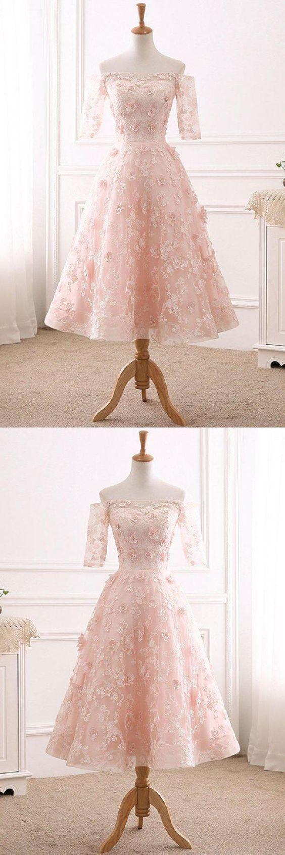 Pink prom dresses lace prom dresses menjahit pinterest