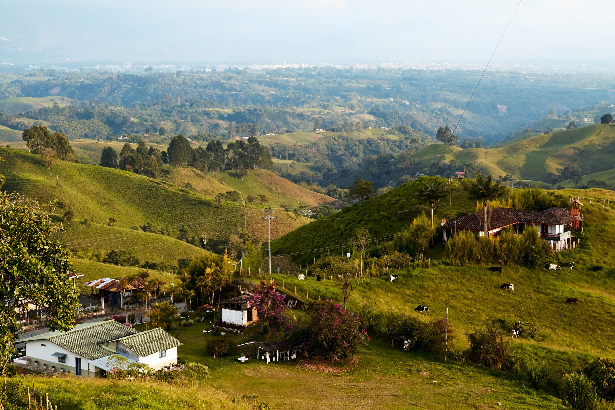 Colombia Landscape With Images Landscape Photo Outdoor