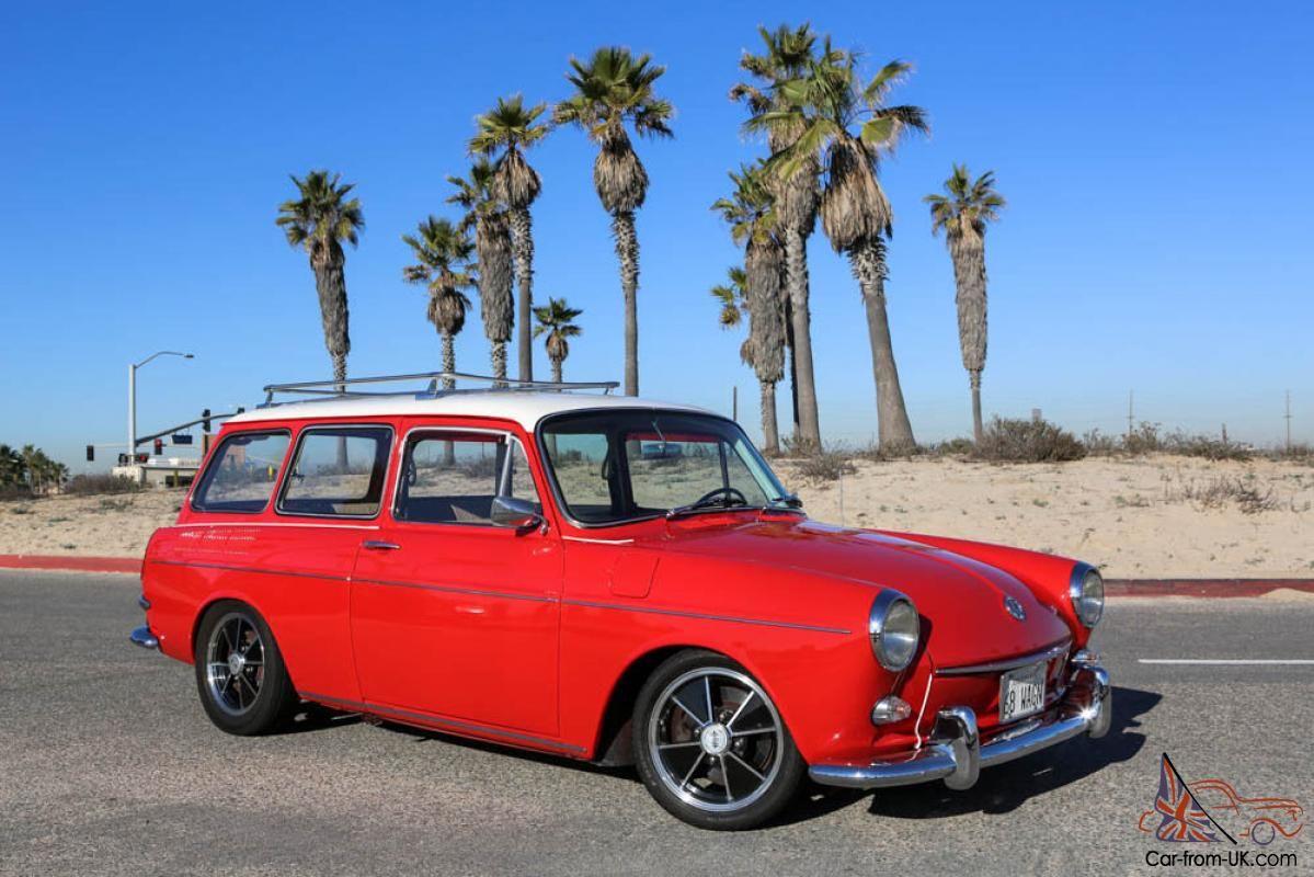1968 Volkswagen Type 3 Squareback: 1968 VW Squareback Type 3 Photo
