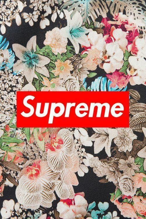 Supreme Wallpapers Download Supreme Hd Wallpapers Supreme Wallpaper Iphone Wallpaper Floral Wallpaper