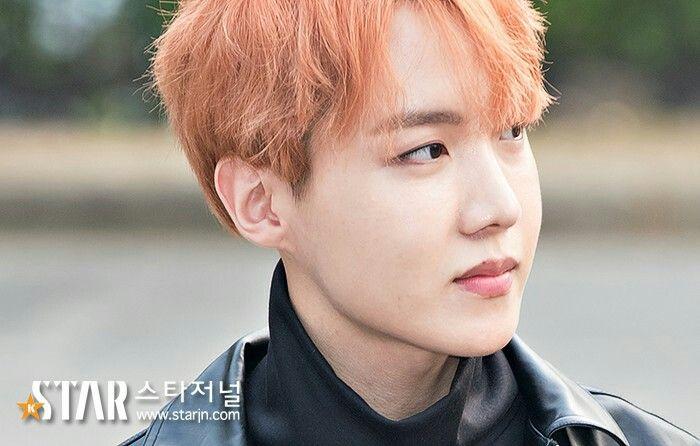 J-Hope ❤ BTS Arrival at KBS Music Bank #BTS #방탄소년단