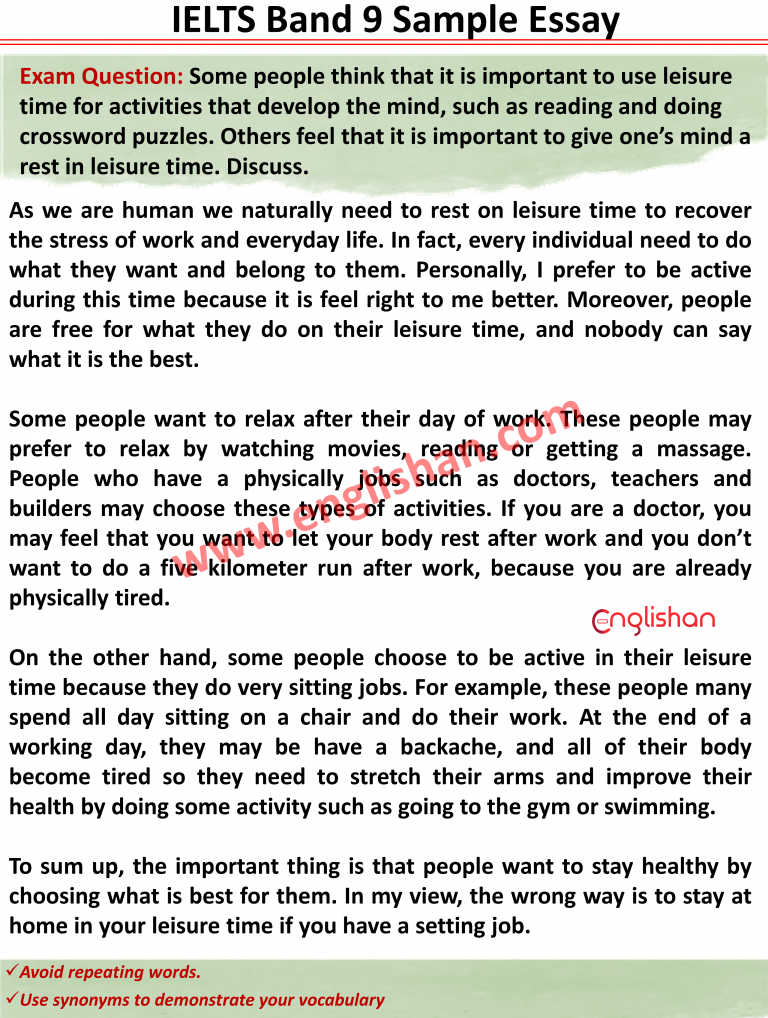 Psychology paper on stress
