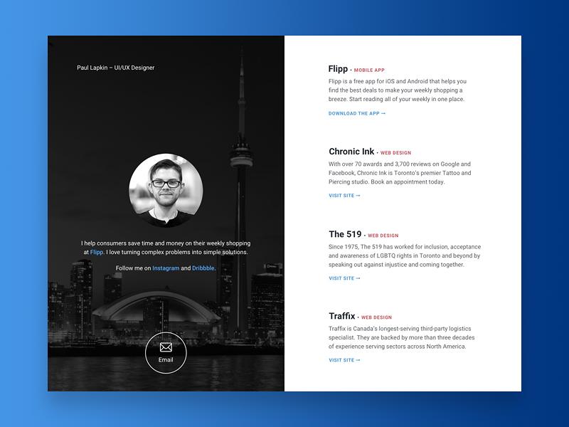 50 User Profile Page Design Inspiration Page Design Resume Design User Interface Design Examples