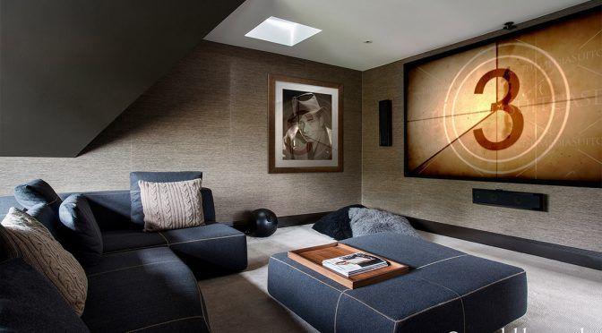 Home Cinemas Part I - Learn Home Cinema Design Steps 1 - 5 ...