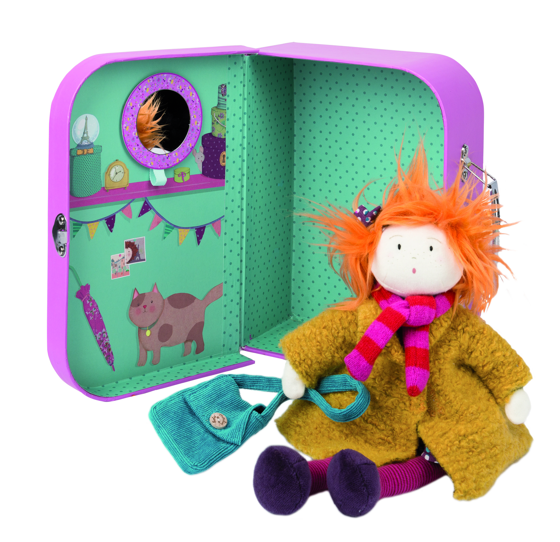 Marinette et sa Valisette from Les Coquettes #710499 #magicforesttoys #moulinroty