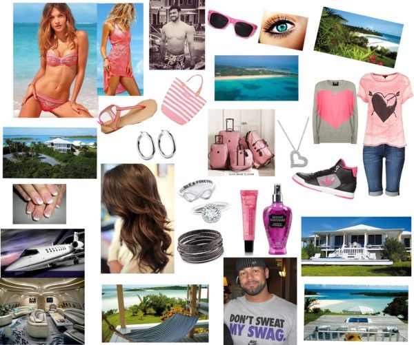 """""""Private Getaway."""" by stefaniemizanin on Polyvore"""