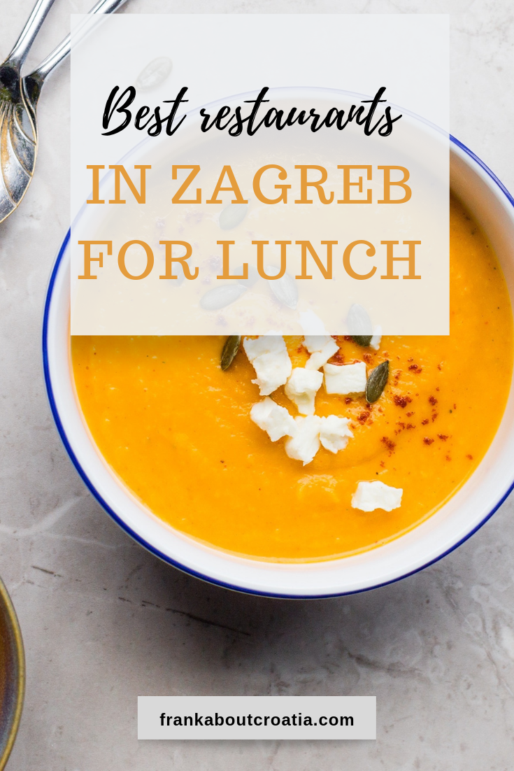 We Love Eating Out In Zagreb Restaurants In Zagreb Are Vibrant And Exciting From Fine Dining Restaurants Neighbor Zagreb Croatia Travel Guide Croatia Travel