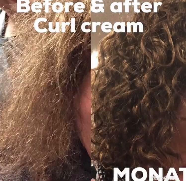 Pin by Deb Hovey Boutchyard on Hair Curl cream, Long