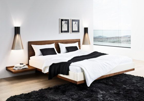 Double beds Beds and bedroom furniture riletto bed TEAM 7