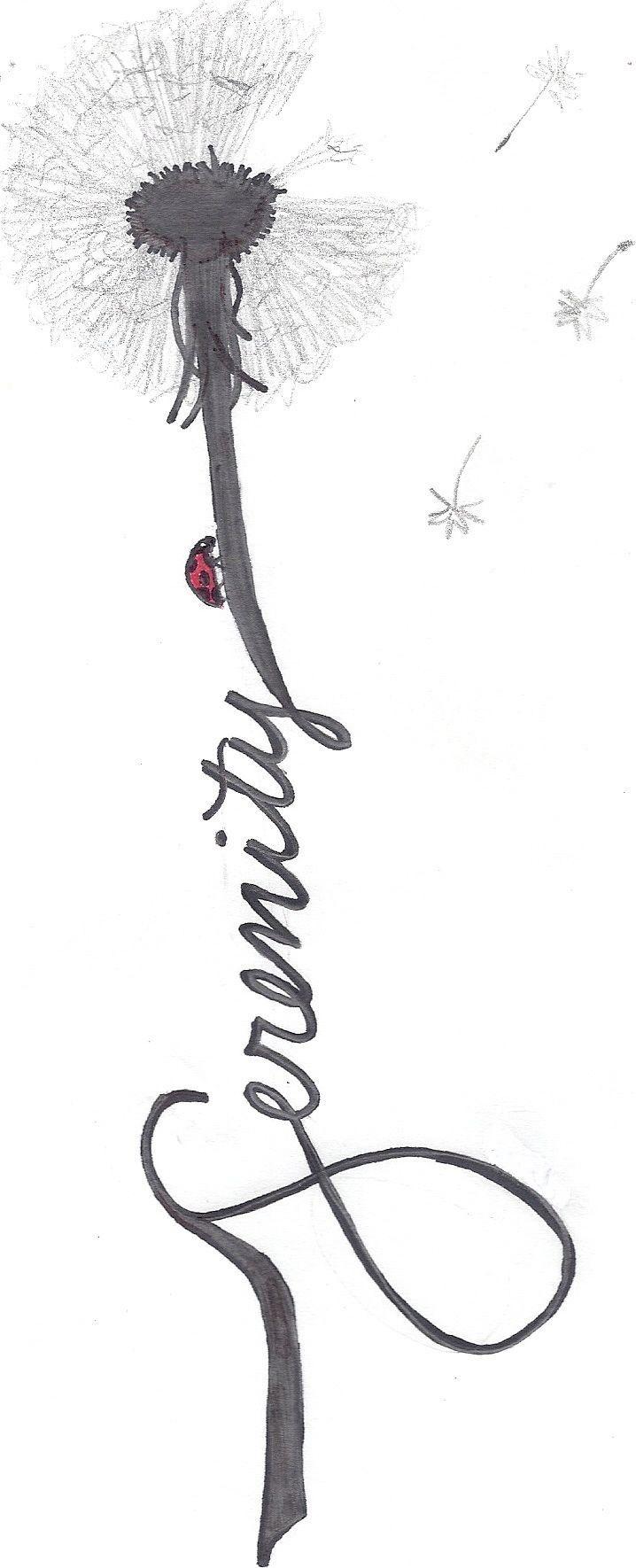Rsultat De Recherche Dimages Pour Serenity Symbol Tattoo