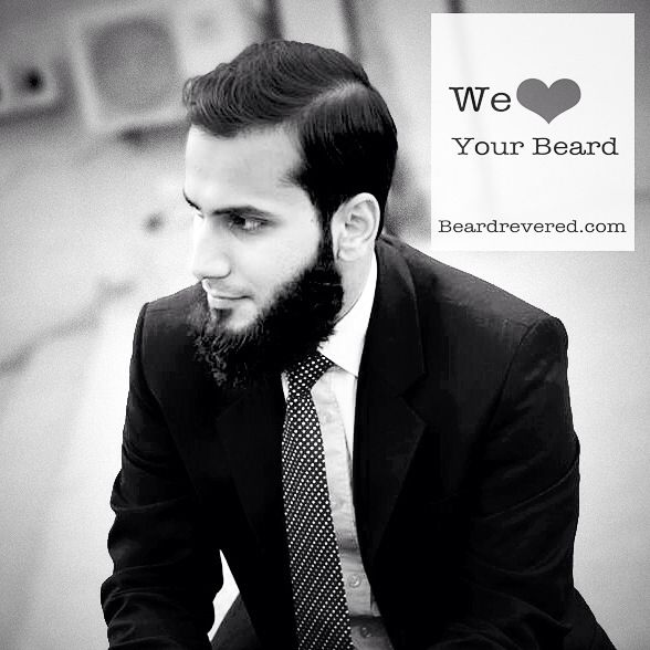 Umair #beard #beardrevered
