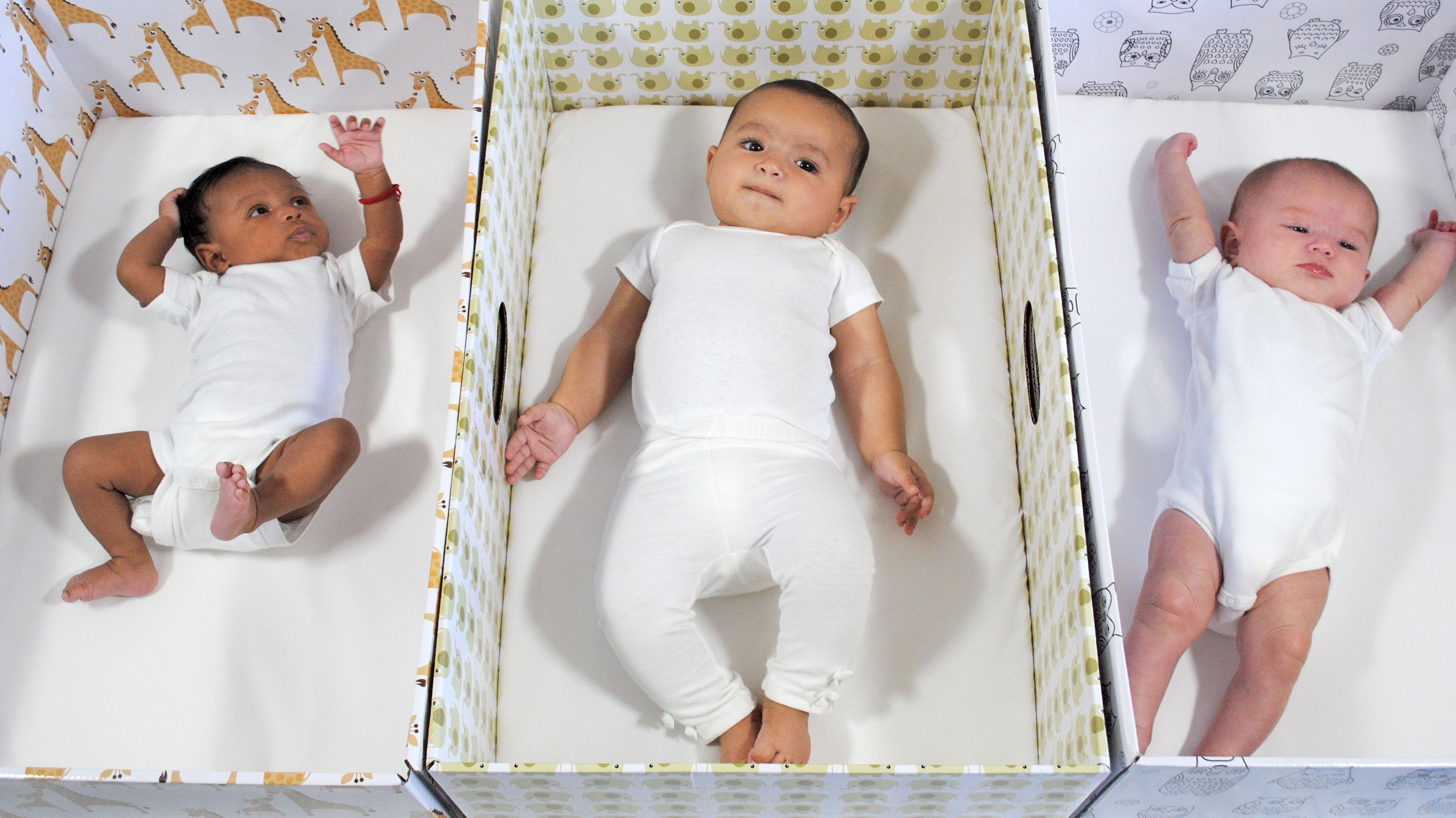 Pin By The Baby Box Co On Baby Box Co Boxes Baby Box Infant Mortality Cardboard Baby