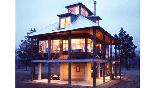 Tidewater Cottage Coastal Living Southern Living House Plans