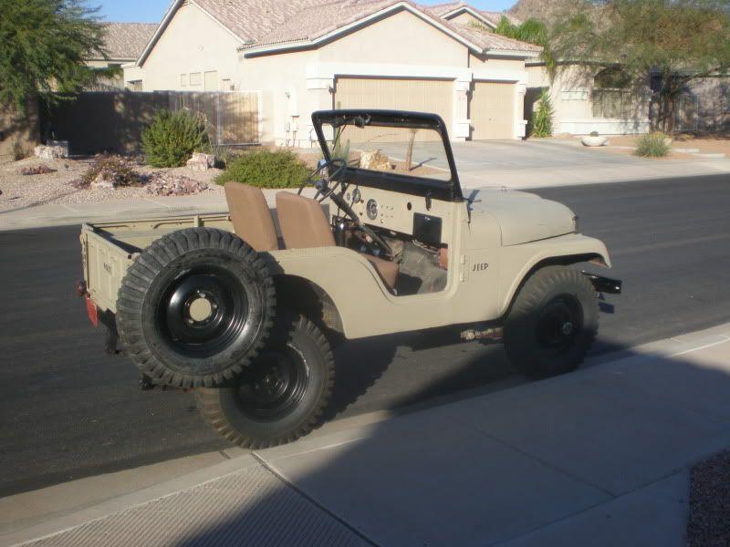 1950s Jeep Cj5 I Had A 1958 Cj5 It Was Completely Stock It