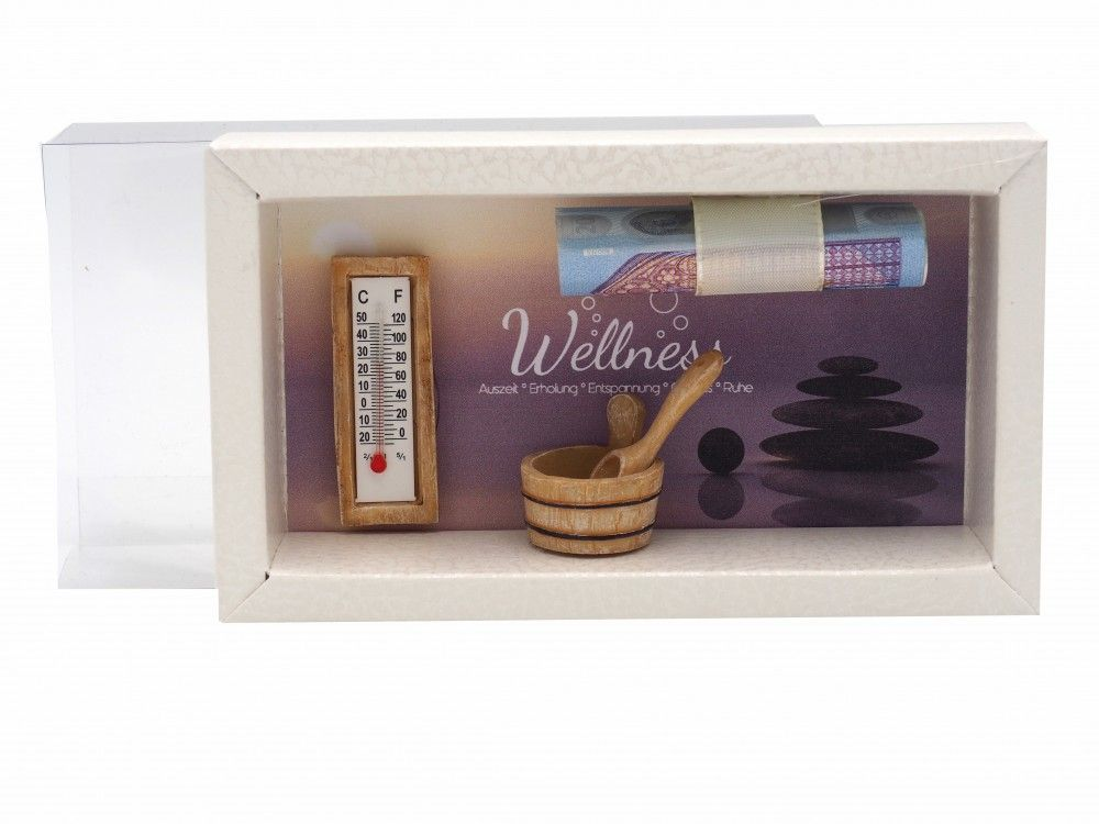 Photo of Money gift money packaging voucher wellness