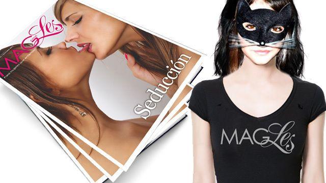 #LESBIAN #MAGAZINE #CROWDFUNDING - MagLes Edición Impresa. Imprimiremos 1 número de la revista MagLes para satisfacer las peticiones de nuestras lectoras. MagLes es una revista digital para mujeres lesbianas de España y Latinoamérica dedicada a la difusión de contenidos relacionados con la realidad lésbica mundial. +info www.maglesrevista.com crowdfunding verkami www.verkami.com/projects/5584
