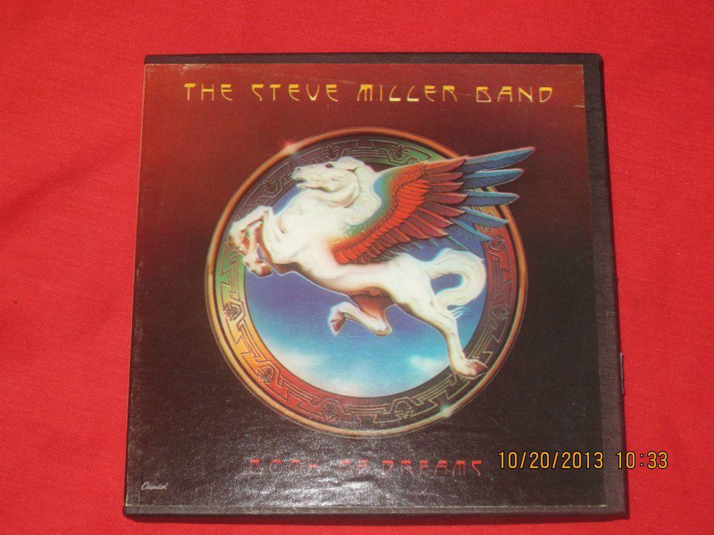 Steve Miller Band, Book Of Dreams  Reel