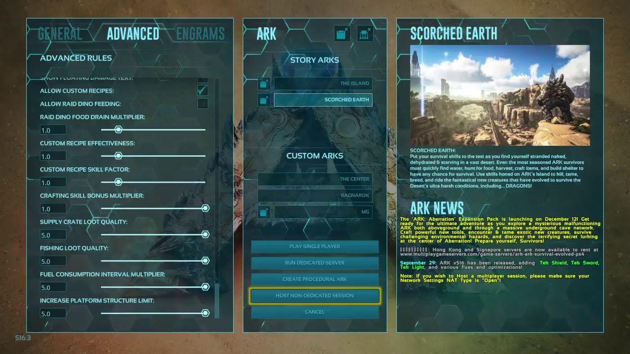 Custom recipes ark survival evolved chekwiki ark survival evolved live show ps4 forumfinder Images