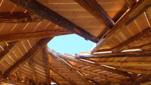 18 Construccion de techos de madera