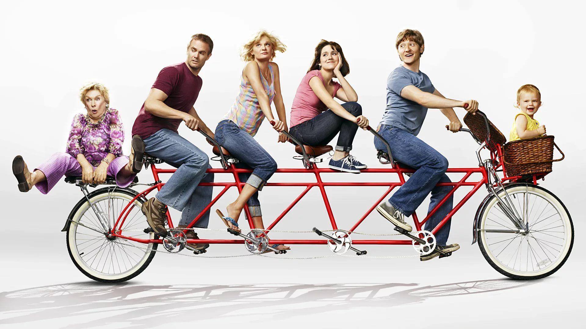 реализм велосипед для всей семьи фото порция