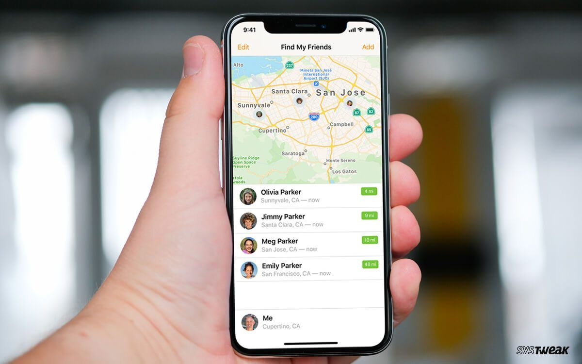 Steps To Use Family Sharing With Find My Iphone Feature Iphone Features Iphone Find My Friends