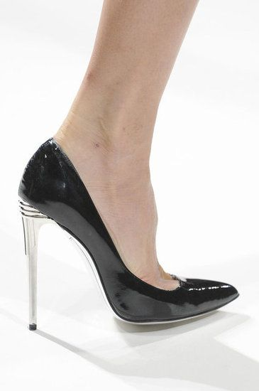 Balmain Shoes....sexy!!!! Paris Fashion Week Spring 2013