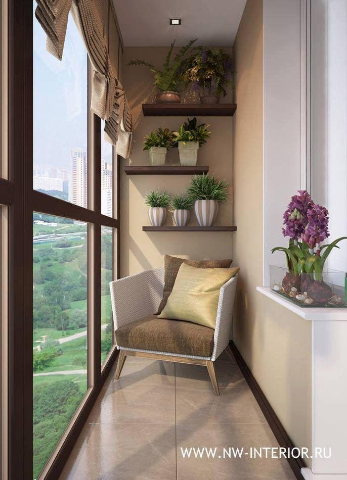 Balcon Design balcon con cerramiento - exterior-   balkon in 2018   pinterest