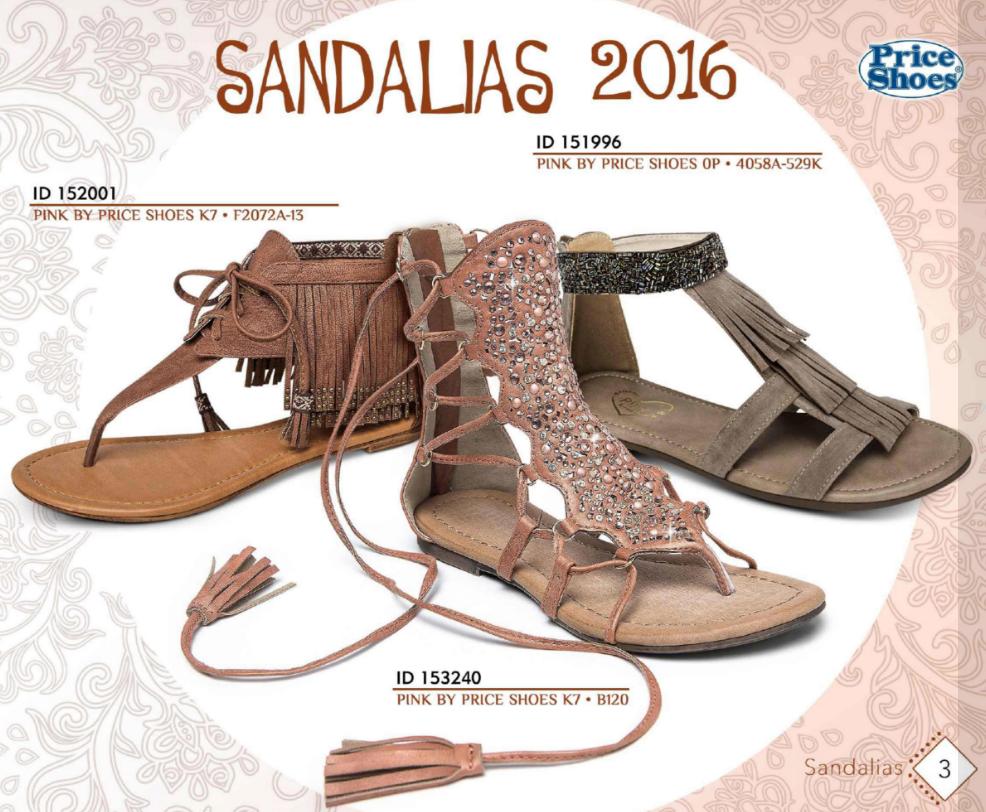30e4dfe7 Catalogo Price Shoes, Catalogos Virtuales, Sandalias De Moda, Moda  Mexicana, Calzas,