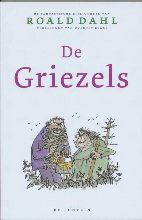 Citaten Roald Dahl : De griezels roald dahl pinterest