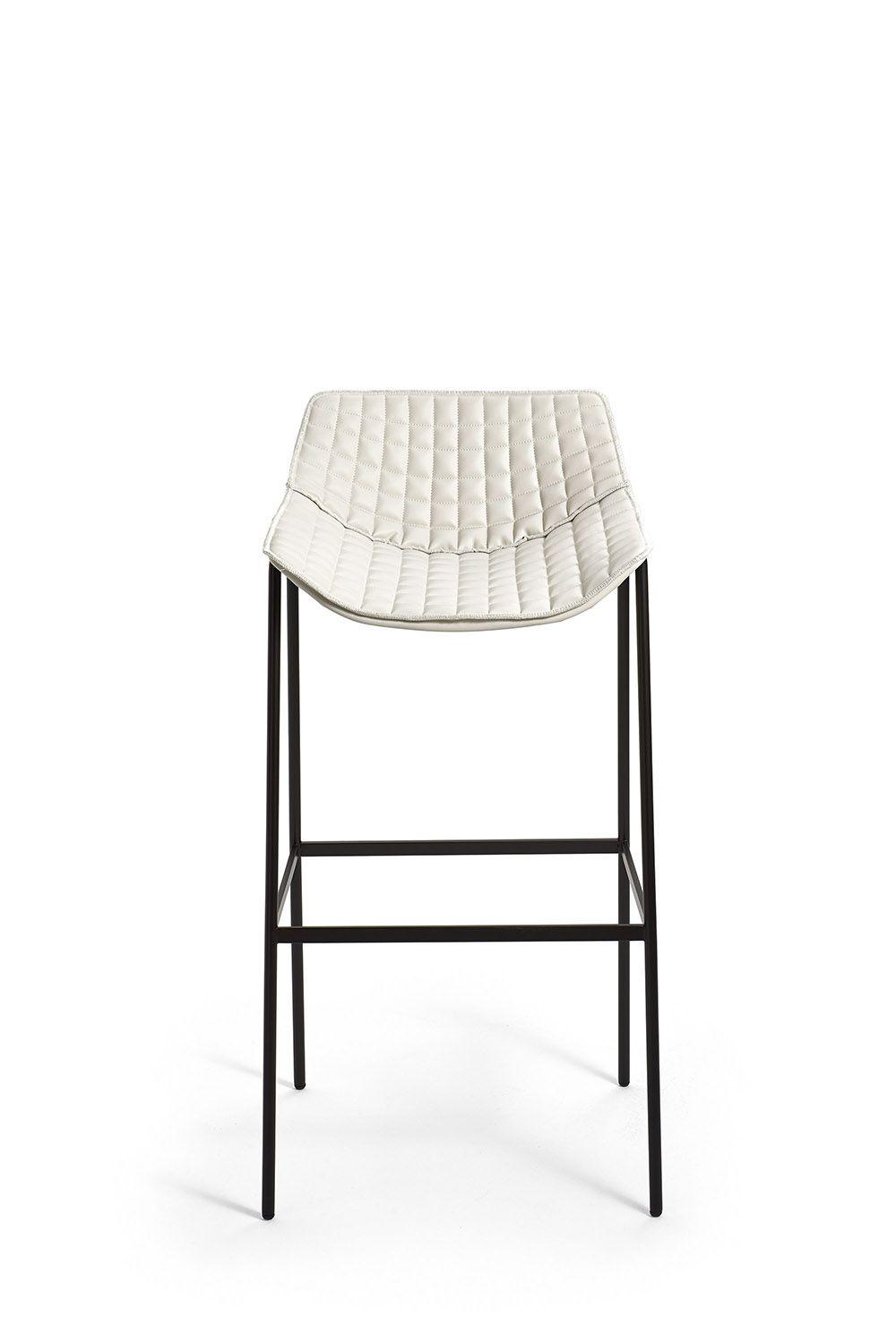 steel chair accessories swivel tesco stool in grille summerset stools ottomans varaschin design furniture outdoordesign outdoordecor